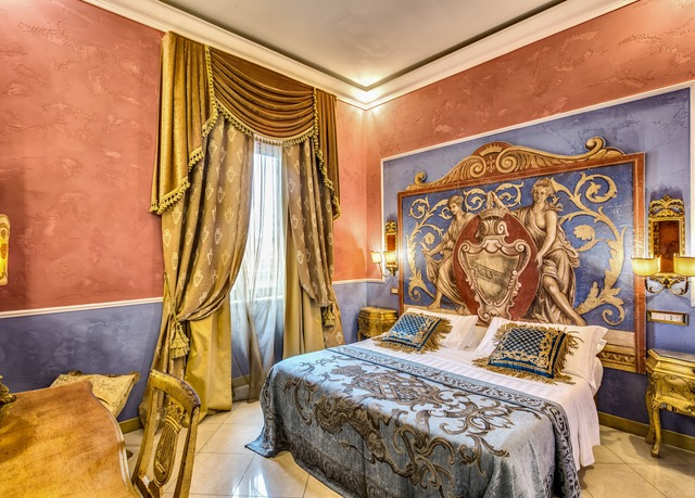 Romanico palace hotel save up to 60 on luxury travel for Design hotel roma centro