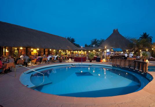 Kombo Beach Hotel Gambia Holidays