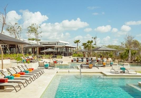 Ordinaire High End Beach Retreat On The Mexican Caribbean