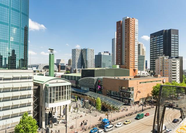 Hotel the james rotterdam sparen sie bis zu 70 auf for Designhotel niederlande
