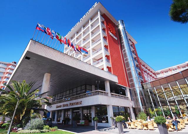 Grand Hotel Portoroz Slovenia