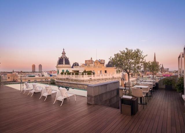 Hotel Ohla Barcelona  Economisez Jusqu   Sur Des Voyages De