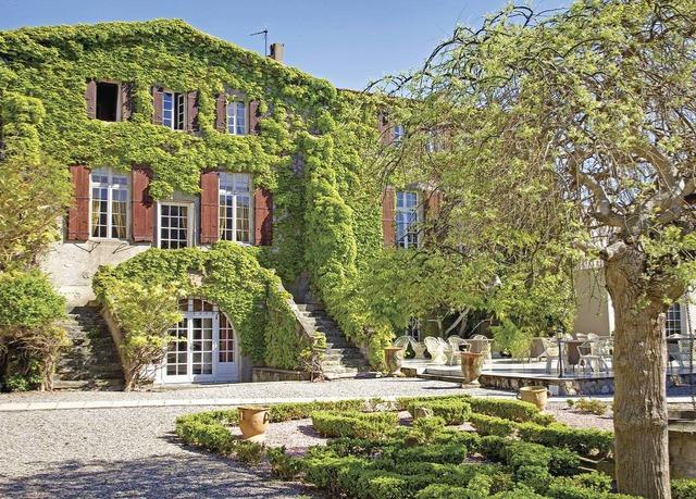 Hôtellerie Château de Floure & Spa 4*