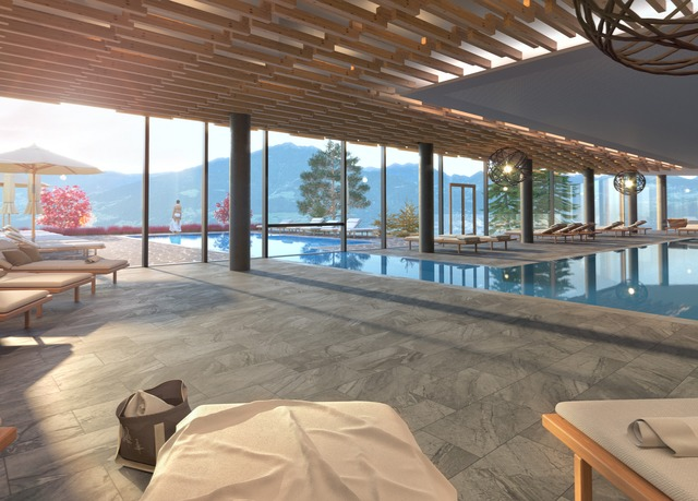 Neuer Ffnung Design Wellnesshotel In S Dtirol Sparen