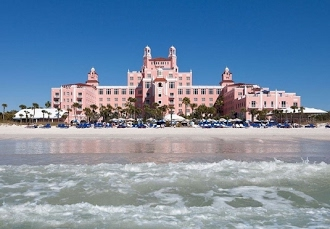 Legendary luxury hotel on St. Pete Beach 8c243efea7692