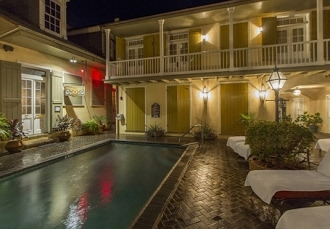 Historic French Quarter Boutique Hotel With A Pool