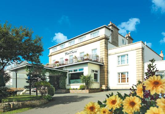 Hotel Savoy Jersey St Helier