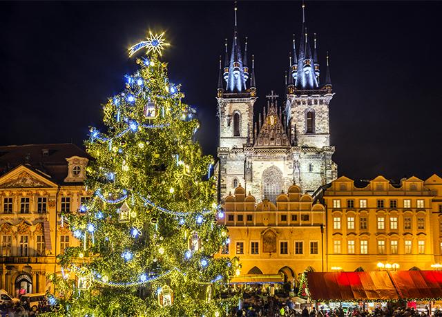 Enchanting prague break with christmas market dates save for Designhotel elephant prague 1 czech republic