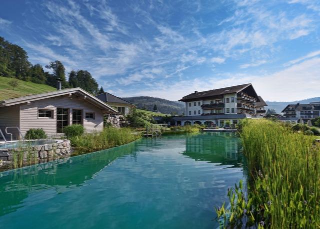 2 nuits et plus à l'Hotel Engel Obertal 5*