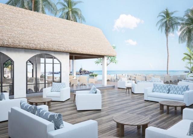 Neues designhotel am traumstrand von mauritius sparen for Boutique hotel am strand