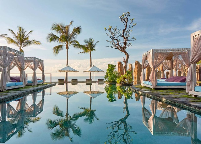 Serene Bali Getaway With Temple Tour Dolphin Spotting Pool Villa