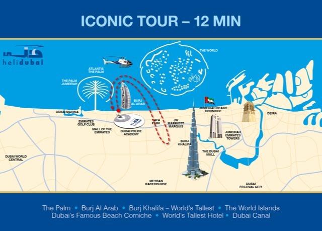 Dubai-Abenteuer mit Helikopterflug   Sparen Sie bis zu 70% auf ...