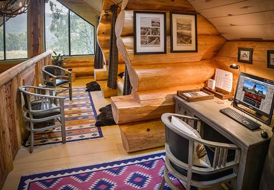 Eagle Brae Log Cabins Save Up To 60 On Luxury Travel