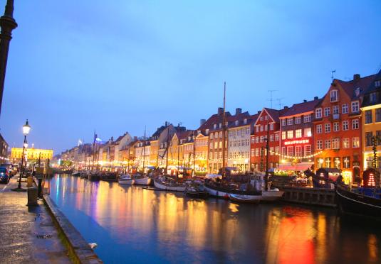 Dänemark Hauptstadt