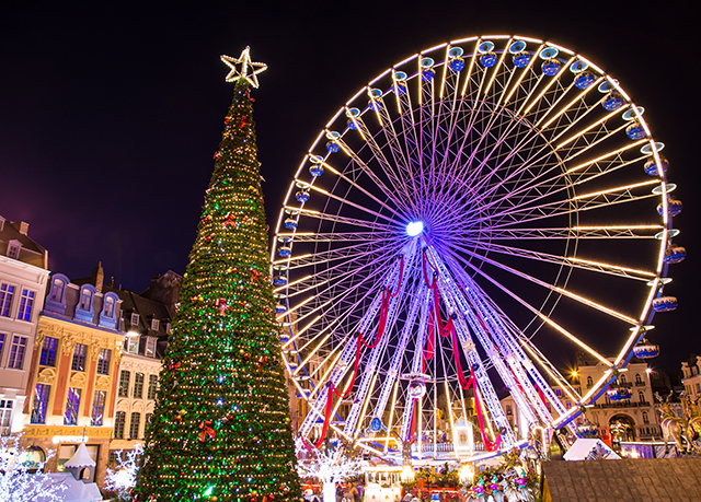 lille break with christmas market dates - Christmas Break Dates