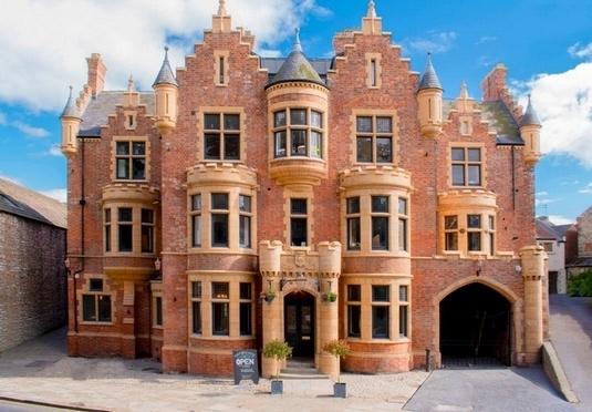 Yorkshire Hotel Deals Luxury
