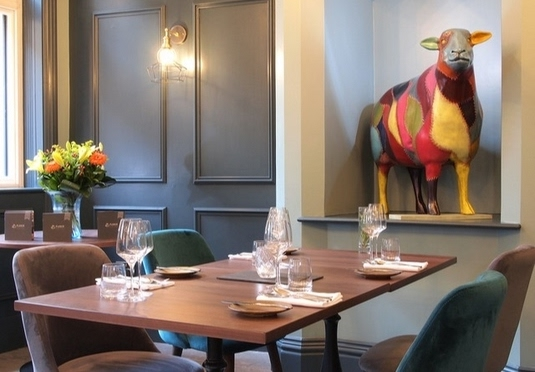 Plush North Yorkshire Boutique Hotel With Delectable Dining