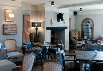 The Crown Inn, Playhatch, Oxfordshire - save 51%