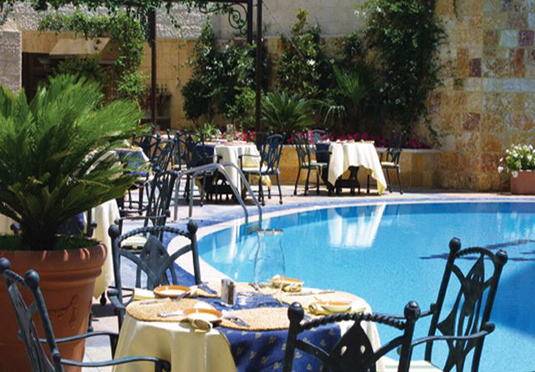 Bristol Hotel Amman Save Up To 60 On Luxury Travel Telegraph Travel Hand Picked