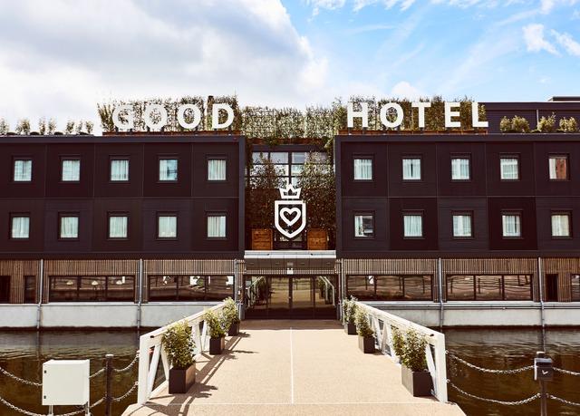Jamais vu sur Évasions Secrètes : Good Hotel London 4*