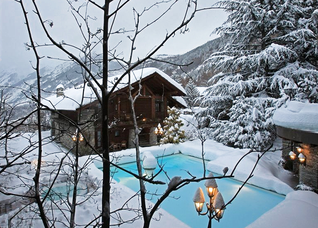 Mont Blanc Hotel Village Courmayeur 5*