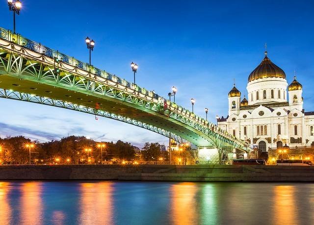 7 nuits dans les majestueuses capitales impériales de la Russie