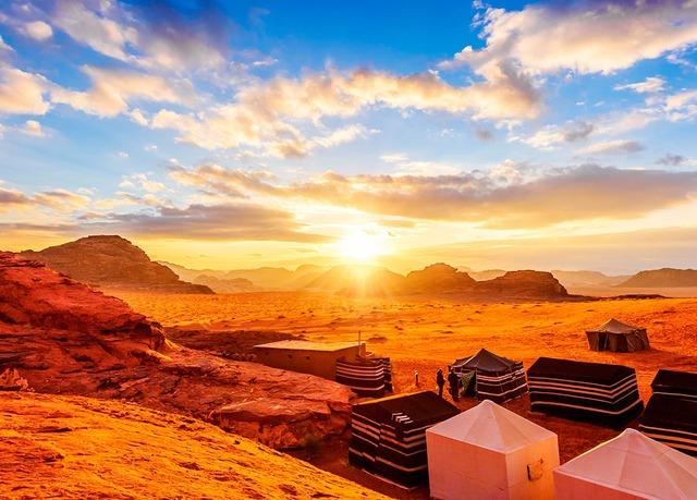 Jordanie : 7 nuits à la découverte des trésors du Royaume Hashemite