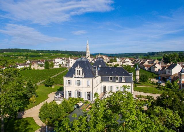 Spa de 500 m² au cœur du vignoble bourguignon