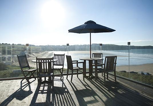 Headland Hotel Coastal View Room