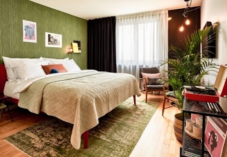 fe6e1684ac0f Boutique stay at a homely Vienna hotel