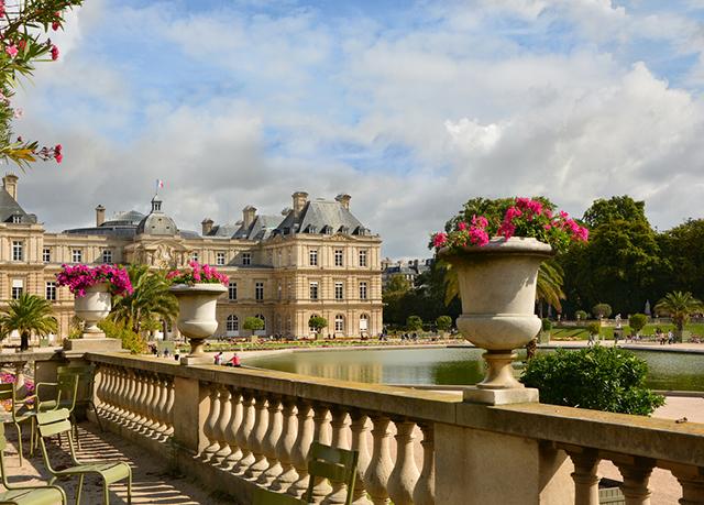 Les Jardins du Luxembourg 3*