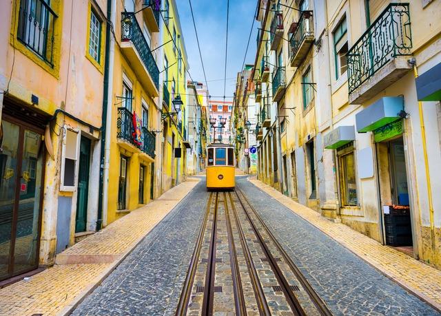 Séjour ensoleillé dans la capitale portugaise avec vols inclus