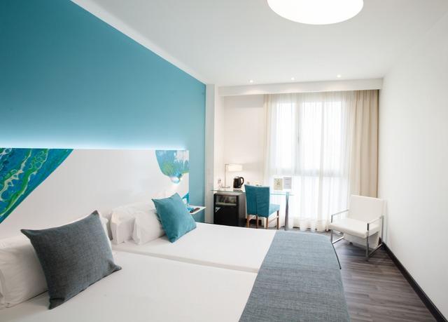 Jamais vu sur notre site : Hotel Concordia Barcelona 4*