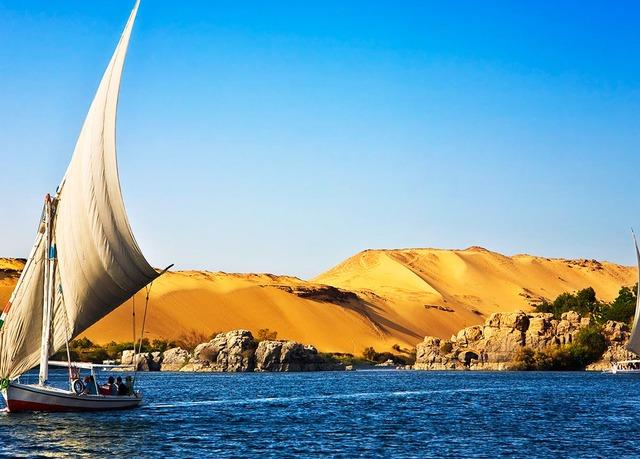 7 nuits au pays des pharaons avec une croisière sur le Nil