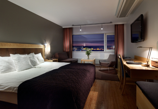 Gothia towers save up to 60 on luxury travel secret for Design hotel gothenburg