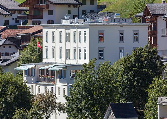 Bellevue wiesen sparen sie bis zu 70 auf luxusreisen for Boutique hotel alpen
