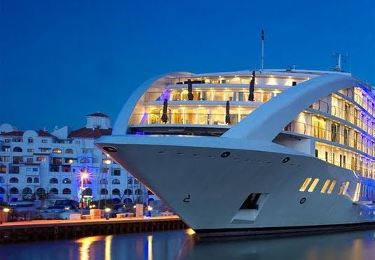 Sunborn yacht hotel save up to 70 on luxury travel secret escapes