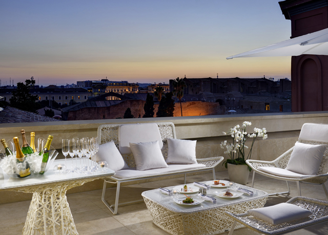 Palazzo montemartini save up to 60 on luxury travel for Late room secret hotels