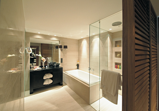 Do co hotel sparen sie bis zu 70 auf luxusreisen for 5 star bathroom designs