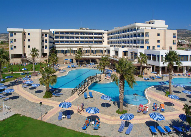 Coral Beach Hotel And Resort Cyprus Package Holidays